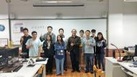 授課/演講花絮:<授課>新營高工製圖科3D掃瞄修整課程