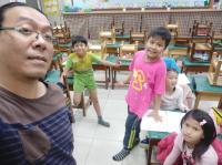 授課/演講花絮:<授課>台南文元國小107年度上學期創意插畫社團