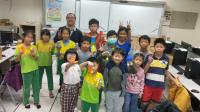 授課/演講花絮:<授課>台南文元國小107年度上學期3D列印社團
