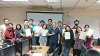 授課/演講花絮:<授課>職訓局3D列印機組裝與產品設計班作品