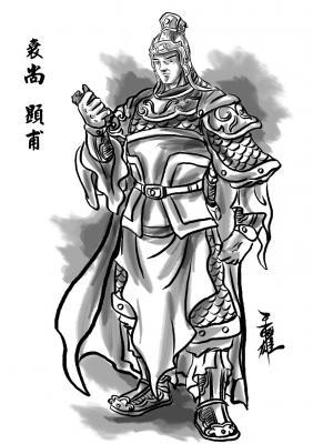 袁紹陣營-袁尚 顯甫