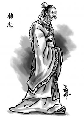 袁術陣營-韓胤