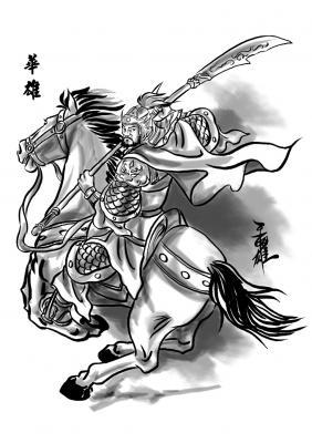 董卓陣營-華雄