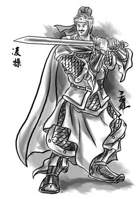 東吳人物篇-凌操